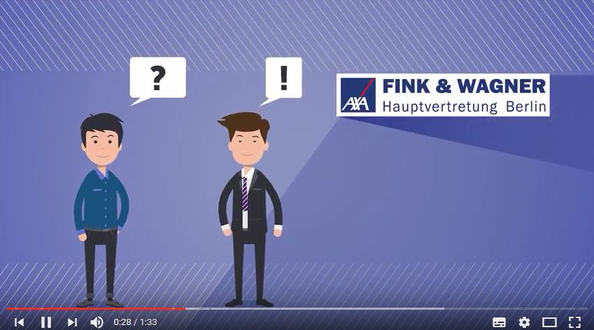 AXA Berlin AXA Fink & Wagner GmbH | Video