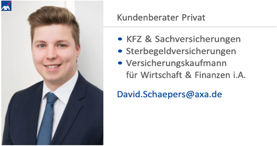 AXA Bottrop Ralf Pajsert | David Schäpers