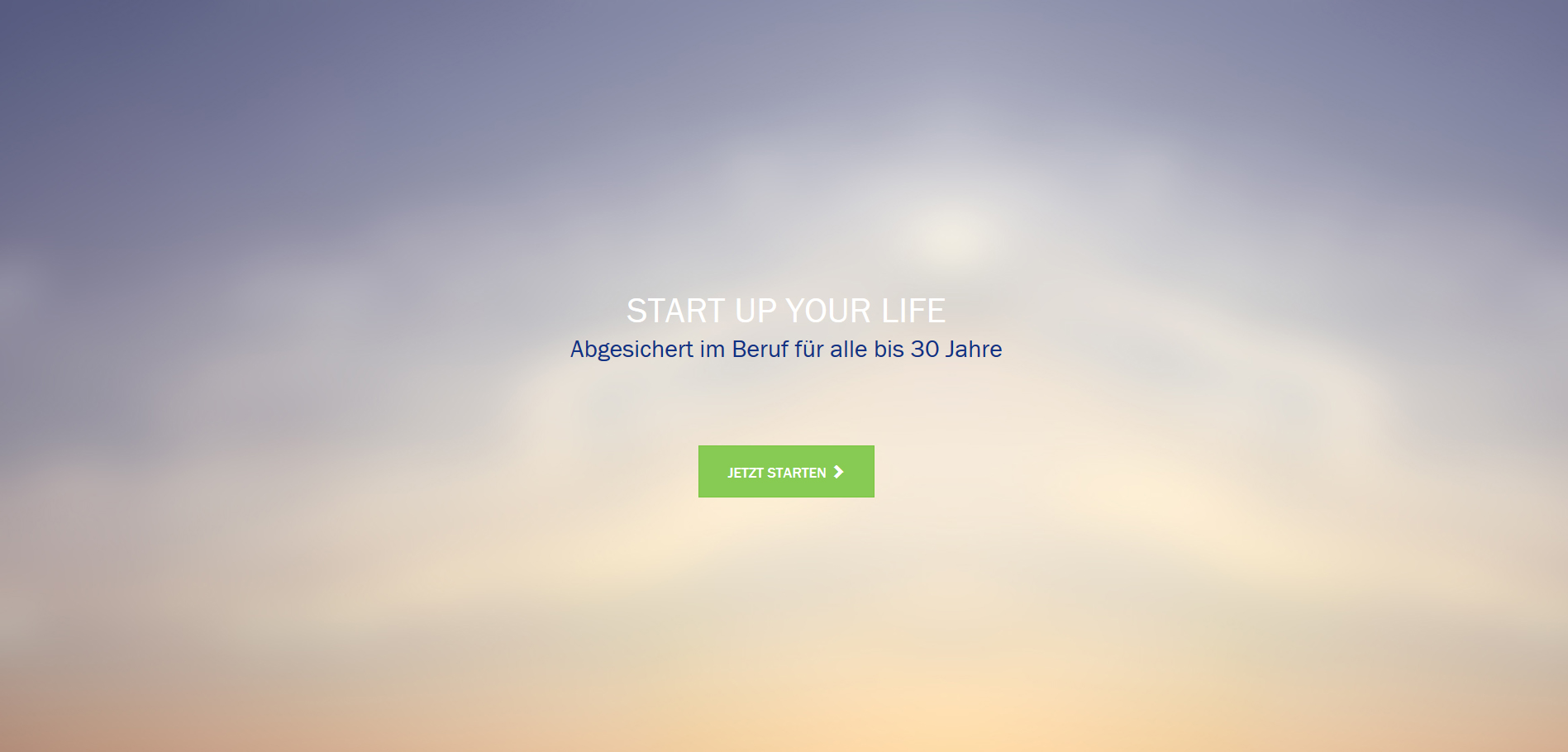 AXA Springe Jens-Uwe Kalesse | Start up your Life