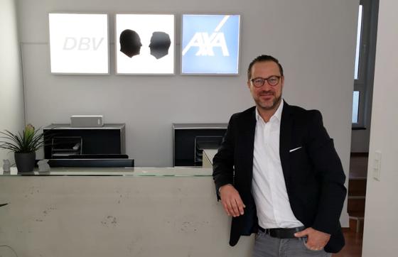 AXA Generalvertretung Marc Oliver Heckers aus Düsseldorf