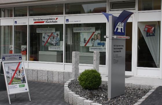 AXA Regionalvertretung  Versicherungsbüro Hochrhein OHG aus Murg