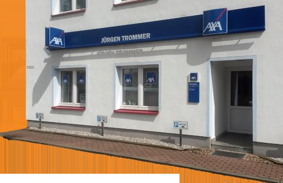 AXA Generalvertretung Jürgen Trommer aus Muldenhammer