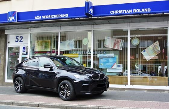 AXA Generalvertretung Christian Boland aus Oberhausen