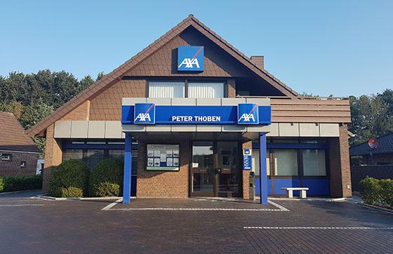 AXA Geschäftsstelle Peter Thoben aus Ostrhauderfehn