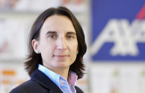 AXA Regionalvertretung Ivana Friedrich aus Bremerhaven