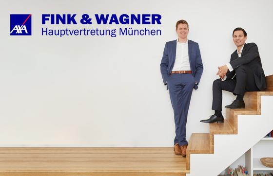 AXA Hauptvertretung AXA Fink & Wagner GmbH aus München