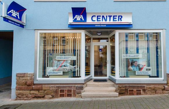 AXA Hauptvertretung Ulrich Reuß aus Mühlacker