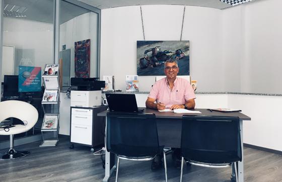 AXA Generalvertretung Jürgen Tino Rimmler aus Bruchsal