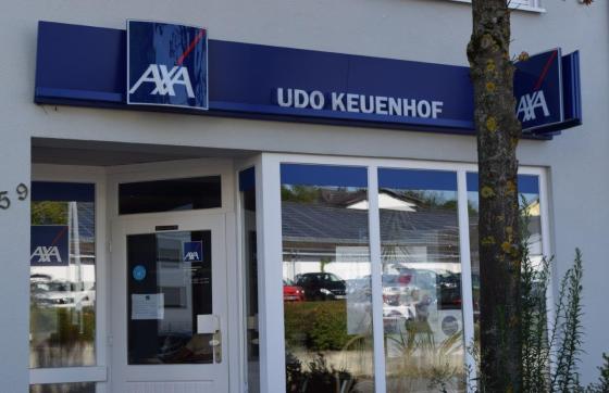 AXA Generalvertretung Udo Keuenhof aus Eitorf