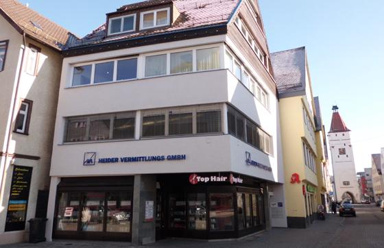 AXA Generalvertretung  Heider Vermittlungs GmbH aus Biberach