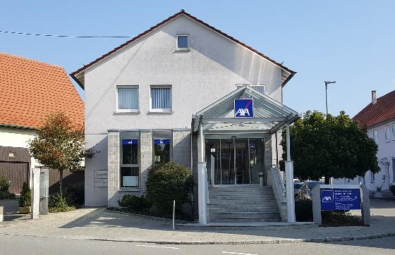 AXA Generalvertretung Klaus Jetter aus Balingen-Engstlatt