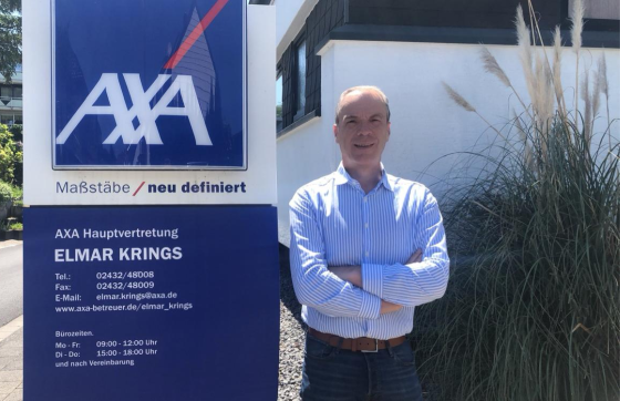 AXA Hauptvertretung Elmar Krings aus Wassenberg