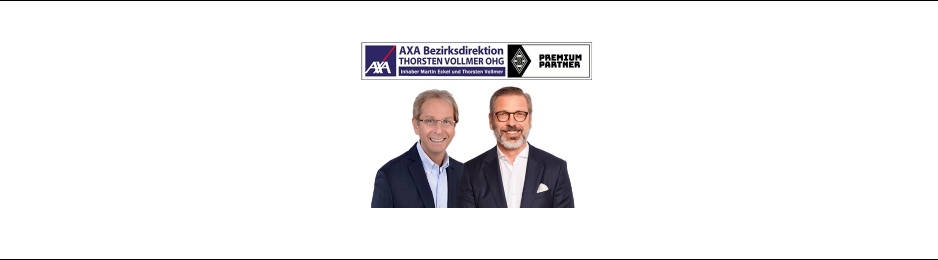 AXA Bezirksdirektion Thorsten Vollmer OHG aus Schwalmtal