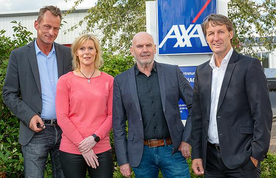 AXA Generalvertretung  Garbes & Nagel GmbH aus Bochum