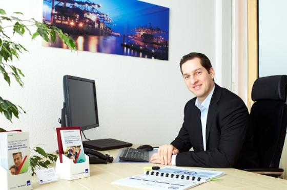 AXA Generalvertretung Niels Klamm aus Hamburg