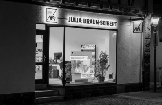 AXA Generalvertretung Julia Braun-Seibert aus Homberg Ohm