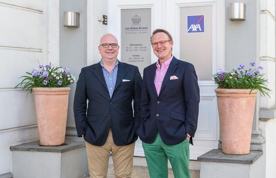 AXA Generalvertretung von Bülow & Lenz GmbH aus Lübeck