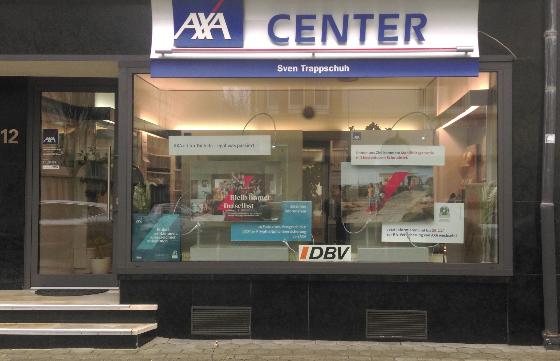 AXA Hauptvertretung Sven Trappschuh aus Dortmund