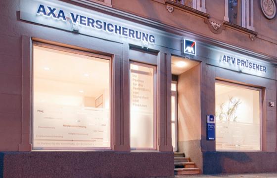 AXA Hauptvertretung APV Armin Prüsener e.K. aus Dortmund