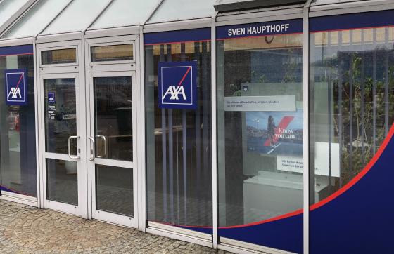 AXA Generalvertretung Sven Haupthoff aus Tarp