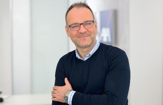 AXA Hauptvertretung Dragan Cucic aus Westerland auf Sylt