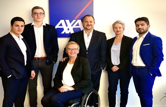 AXA Generalvertretung Kai Ickerott aus Nordhorn