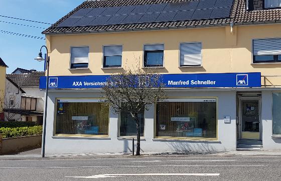 AXA Hauptvertretung Manfred Schneller aus Asbach