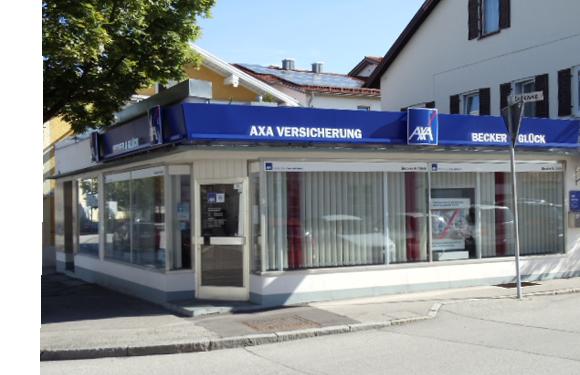 AXA Generalvertretung Becker & Glück aus Altenmarkt