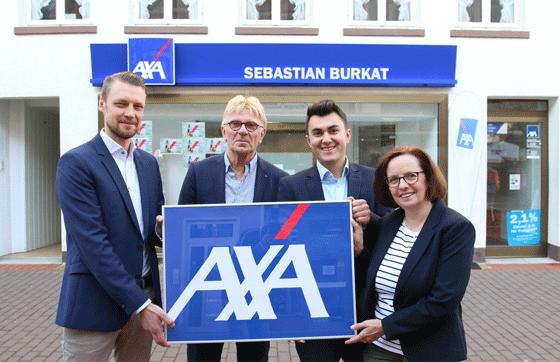 AXA Hauptvertretung Sebastian Burkat aus Stadthagen
