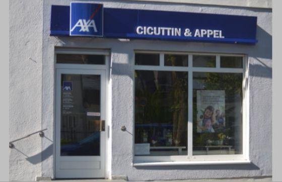 AXA Hauptvertretung Günter Appel aus Mindelheim