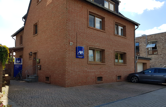 AXA Generalvertretung Versicherungsbüro Bayer GmbH aus Grevenbroich