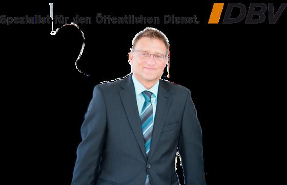 DBV Deutsche Beamtenversicherung<br>Spezialist für den Öffentlichen Dienst Reiner Sasin aus Braunschweig