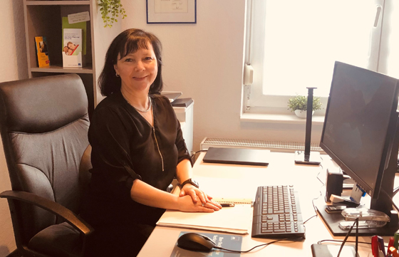 AXA Generalvertretung Kathrin Seiband aus Wandlitz