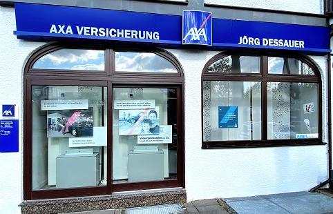 AXA Generalvertretung Jörg Dessauer aus Kelkheim (Taunus)