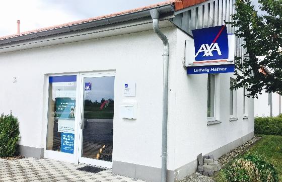 AXA Generalvertretung Ludwig Hafner aus Bogen