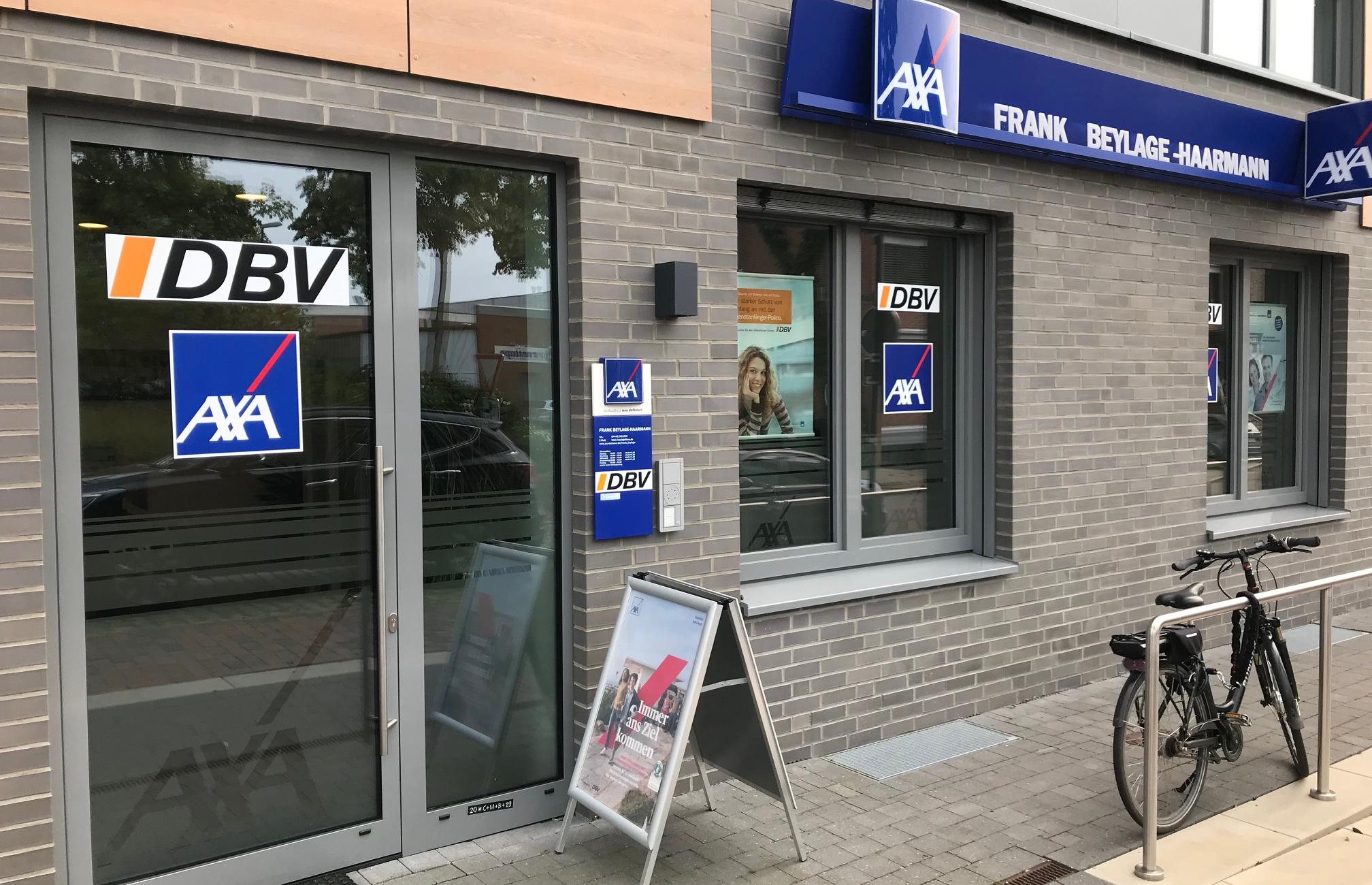 AXA Generalvertretung Frank Beylage-Haarmann aus Lohne