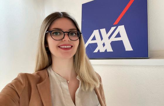 AXA Hauptvertretung Leonora Recica aus Weingarten