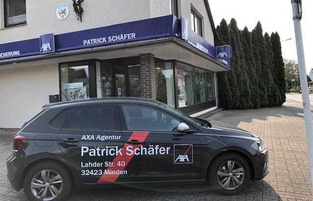 AXA Hauptvertretung Patrick Schäfer aus Minden