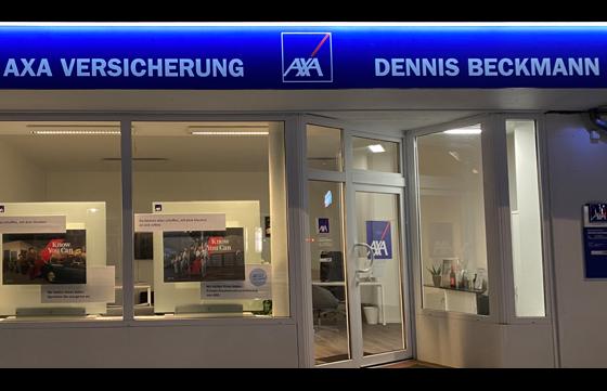 AXA Hauptvertretung Dennis Beckmann aus Tornesch