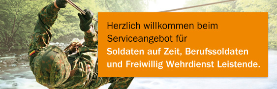 Bundeswehr - Rahmenvertrag