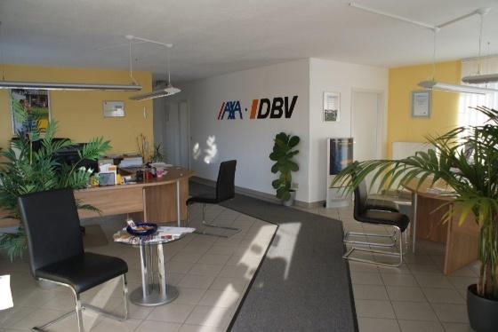 Die Regionalvertretung Dincher - Unsere Räumlichkeiten