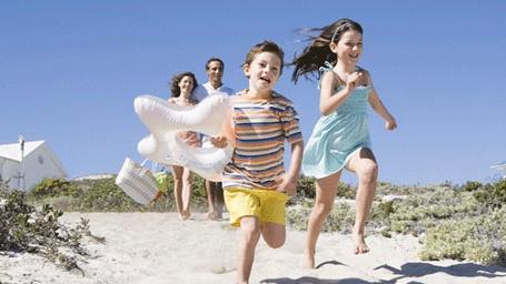 Ferienzeit - Urlaubszeit - Unsere Absicherung für Sie