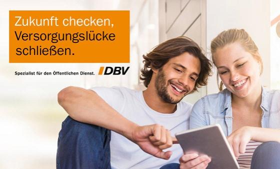 Wir vermitteln auch DBV - Ihr Spezialist für den Öffentlichen Dienst