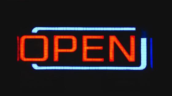 Wir haben für Sie persönlich geöffnet! - Bitte vorab Termin vereinbaren