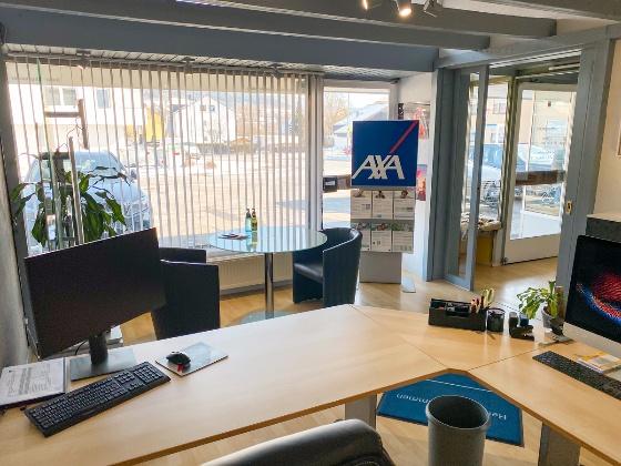 Unser AXA Büro in Spaichingen