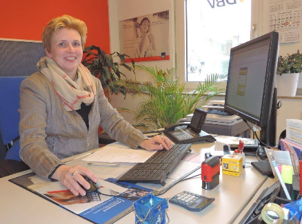 Kundenbetreuung - Andrea Lange