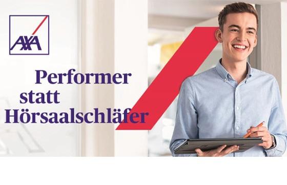 AXA Generalvertretung Niels Klamm - Wir bilden aus, bewirb dich jetzt!