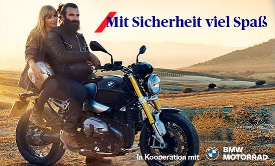 Besondere Leistungen und Vorteile für dich - und dein BMW-Motorrad