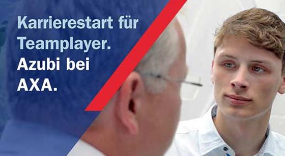 Ausbildung - Wir suchen Dich! - Kaufmann/Kauffrau (m/w/d) für Versicherungen und Finanzen