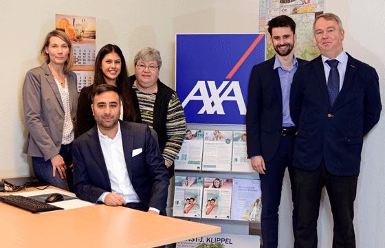 AXA Bürogemeinschaft - Chichar & Klippel